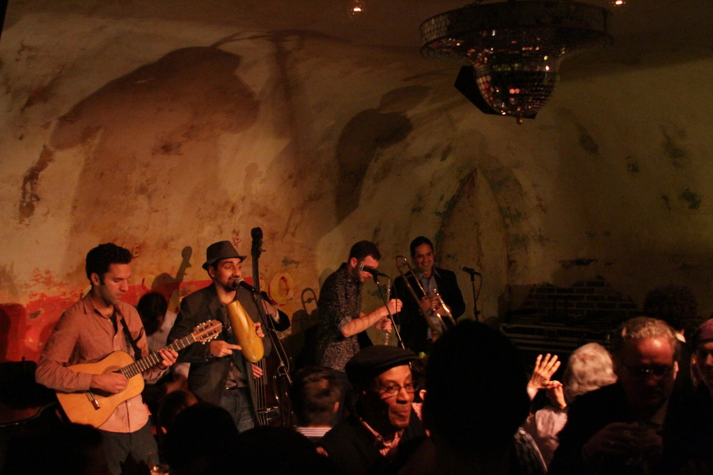 Los Hacheros Release Party... Thank you all for making it such an amazing night!